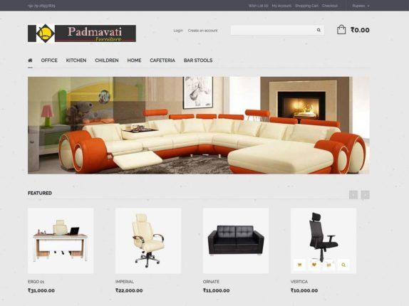 padmavatifurniture.com-omfinitive